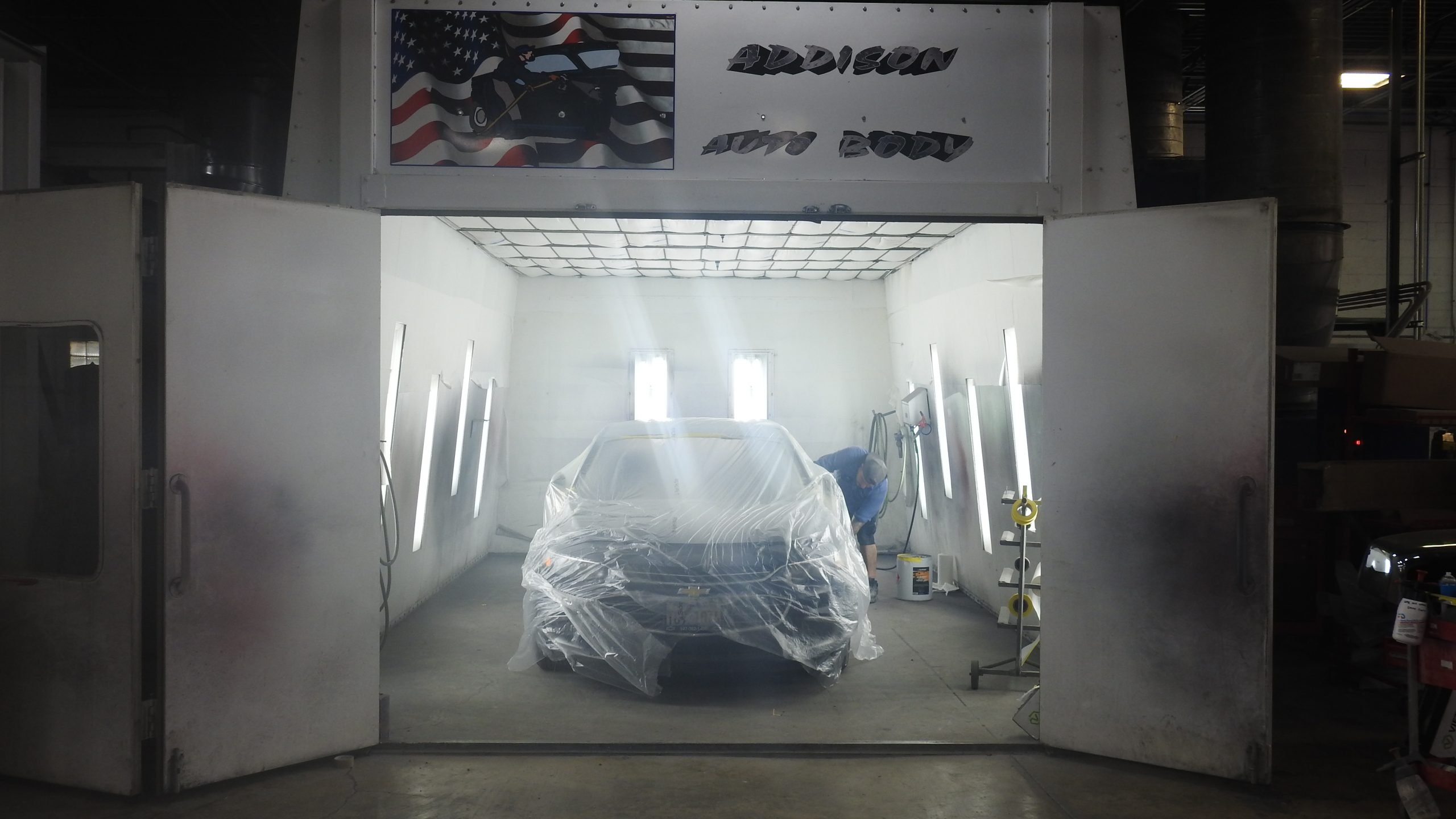 Professional Auto Paint Service Bloomingdale