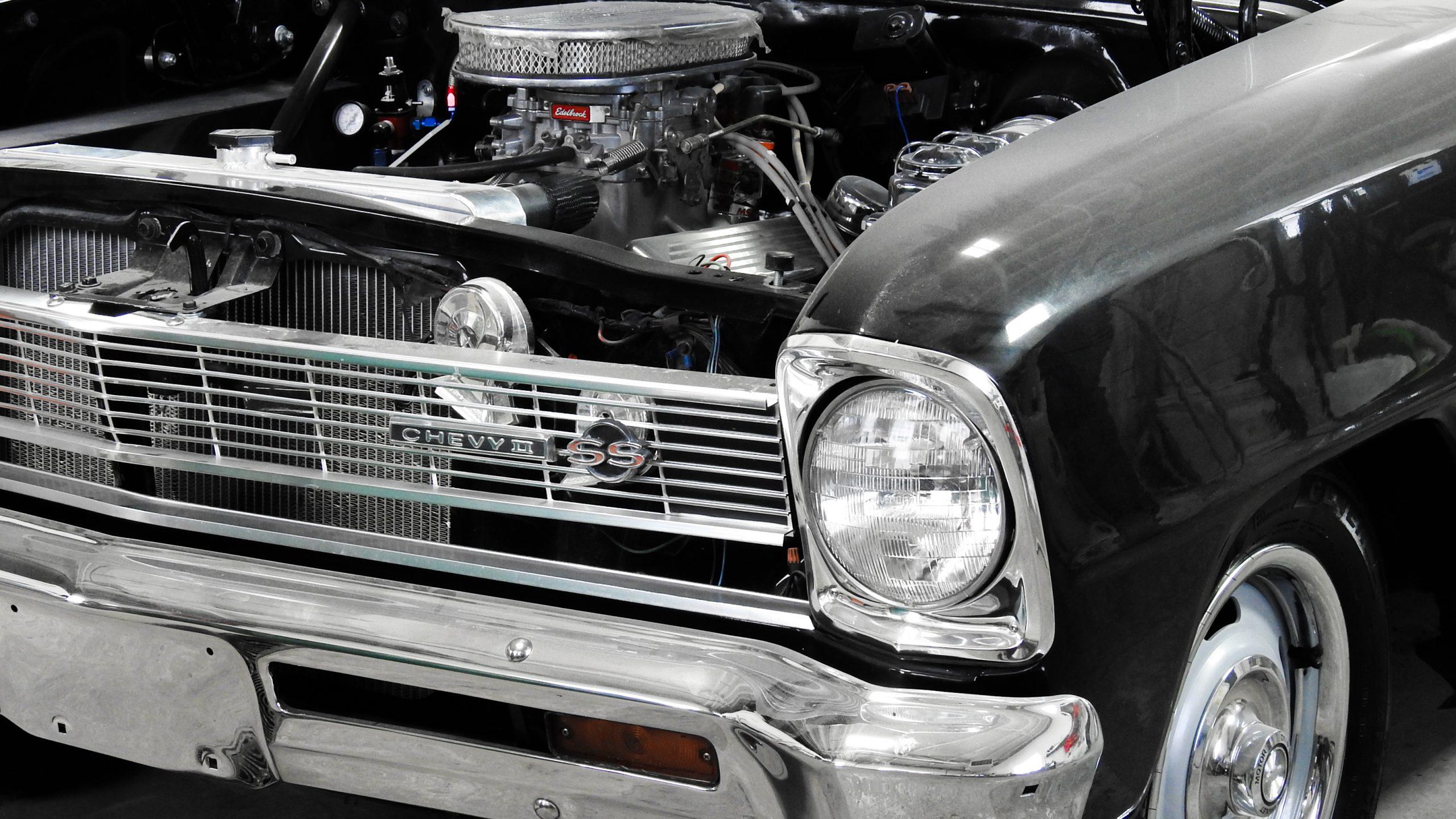 Auto Restoration in Glen Ellyn